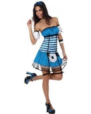 Costume Alice M Sexy