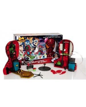 giochi preziosi gpz50650 laboratorio spiderman