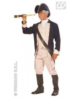 Costume Marinaio Comandante Dei Mari Xl Lusso