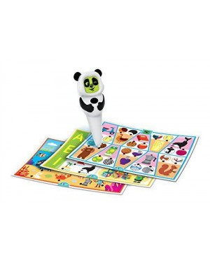 clementoni 13354 sapientino amico panda 3/6 +32 schede