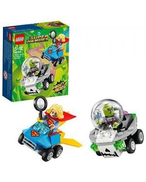 LEGO 76094 lego super heroes mighty micros: supergirl# contro
