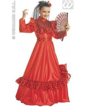 Costume Senorita Spagnola 11/13 Cm 158