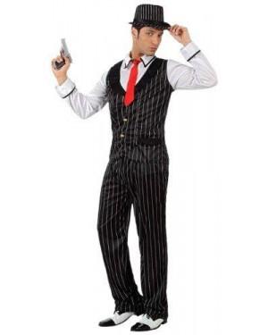 Costume Gangster T2 M\L Uomo