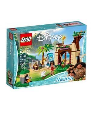 LEGO  lego disney princess vaiana avventura isola