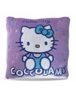 EDIGLAM HK55679 peluche hello kitty cuscino 20x20