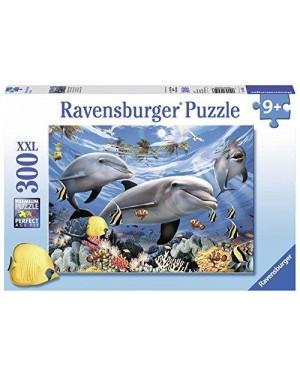 RAVENSBURGER 13052 puzzle 300 xxl delfini