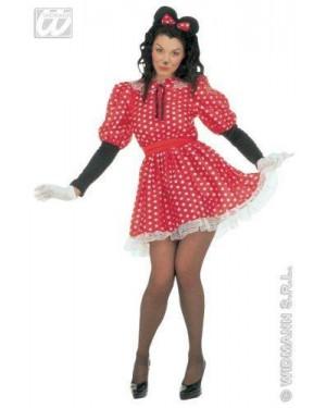 Costume Topolina M Con Orecchie