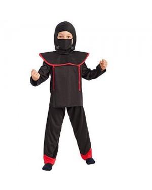 Costume Ninja Bambino Iv-V