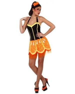 Costume Donna, Arancia T-2