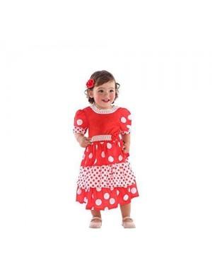 ATOSA 57020 costume ballerina flamenco 12-24 mesi