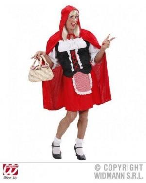 Mantellino Rosso Maschio Xl (Camicia Cors Gonna Gr