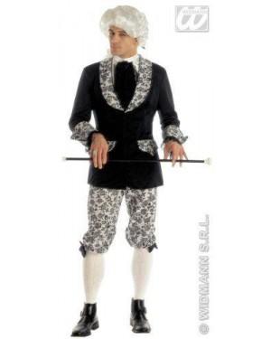 Costume Marchese Nero L Ciniglia