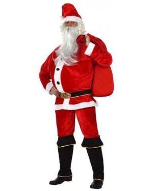 Costume Babbo Natale T.2 M/L
