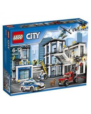 LEGO 60141 lego city polizia stazione di polizia