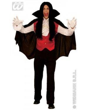 Costume Vampiro Conte Dracula Xl