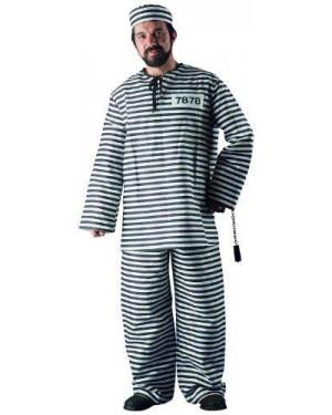Costume Carcerato Xl