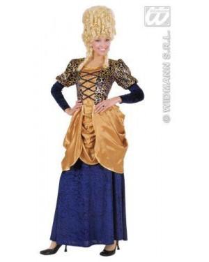 Costume Marchesa Blu Xl  (Vestito)
