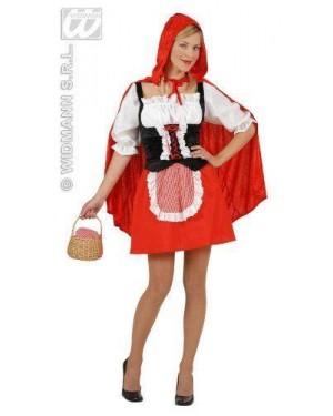 Costume Cappuccetto Rosso Xl
