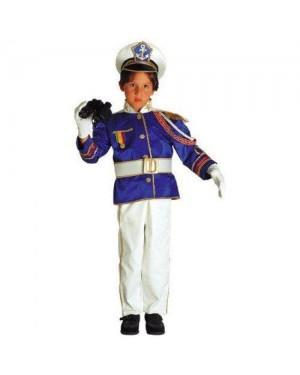 CLOWN 13304 costume ammiraglio 4 anni