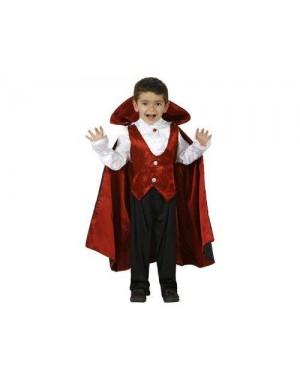 ATOSA 95281 costume da vampiro. 3-4