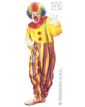 Costume Clown L Arcobaleno