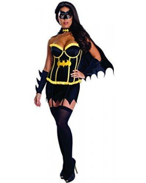 RUBIES 889900-M RUBIES COST BATGIRL M CORSETTO DELUXE