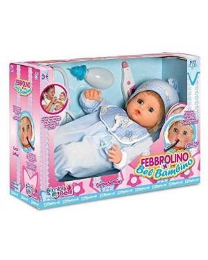 migliorati b024 bambolotto mammamore febbrolino bel bambino