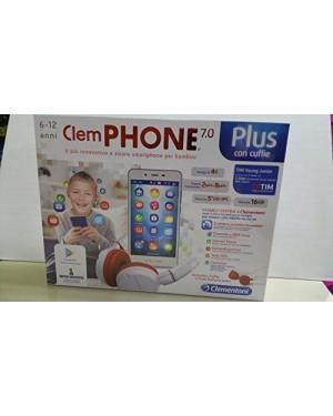 CLEMENTONI 13028.0 clemphone 7.0 + cuffie giocheria