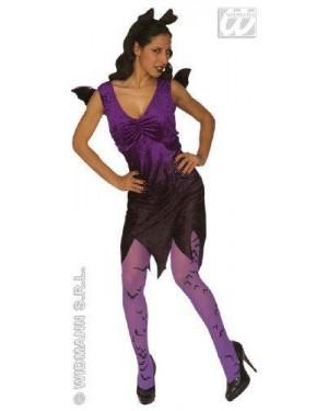 Costume Donna Pipistrello S