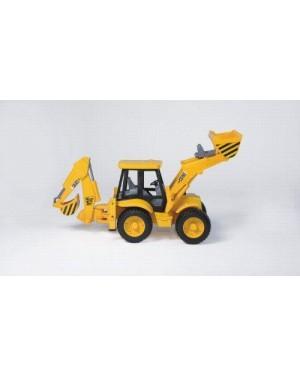 BRUDER 02428 bruder costr jcb escavatore 4cx