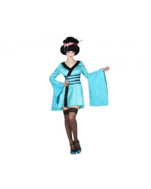 Costume Geisha, Adulto, T1 Xs\S