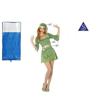 Costume Folletto Donna T-2