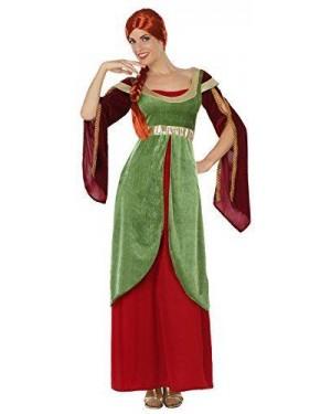 ATOSA 38641 costume dama medievale t-2