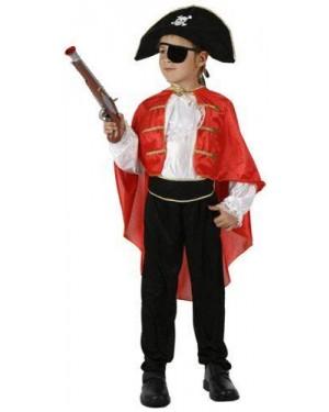 ATOSA 95708.0 costume capitano pirata. 7-9