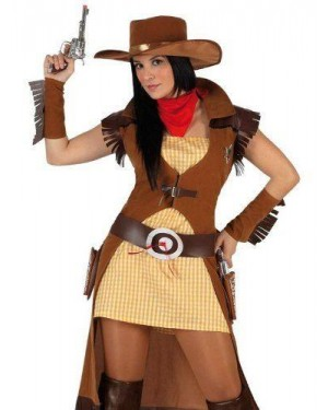 Costume Cow Girl T-1