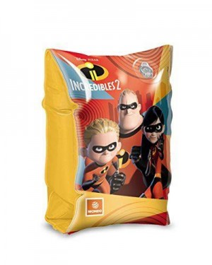 MONDO G16666 MONDO BRACCIOLI INCREDIBLES 2/6 ANNI