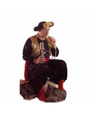 CLOWN 80771 costume sultano maraja m