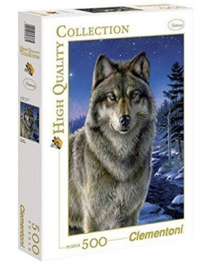 clementoni 30386 puzzle 500 night watch