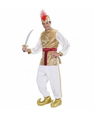 WIDMANN 02332 costume sultano m arabo sceicco