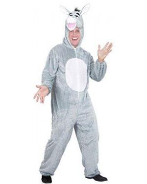 WIDMANN 9973A costume asino peluche m cappuccio maschera