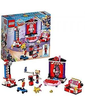 LEGO 41236.0 LEGO DC SUPER HERO GIRLS IL DORMITORIO DI HARLEY Q