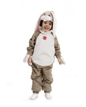 Costume Coniglio 1/2 Panno Trudi