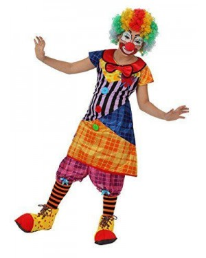 ATOSA 10960 costume clown bambina 5/6
