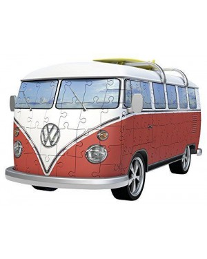 RAVENSBURGER 12516 puzzle 3d pullmino volkswagen