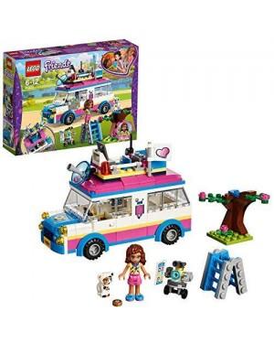 LEGO 41333 lego friends il veicolo delle missioni di olivia