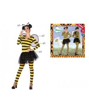 ATOSA 54232 costume ape t-1 donna