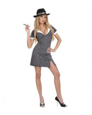 Costume Professoressa Gangster S