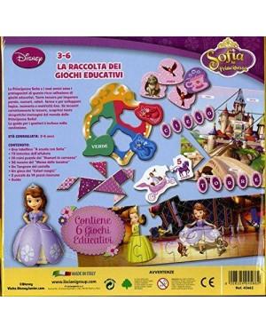 LISCIANI 45662 sofia raccolta giochi educativi