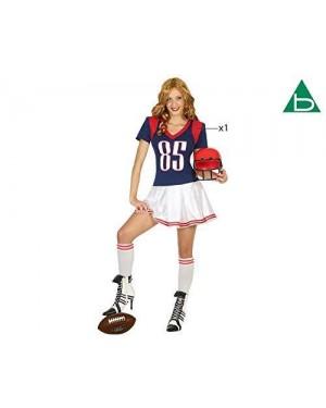 Costume Giocatore Rugby M-L