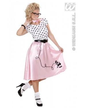 Costume Anni 50S Poodle Girl S